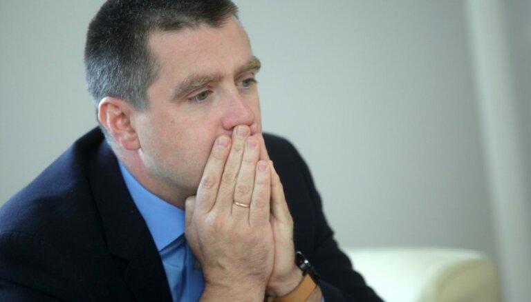 Politologs: Saeimas balsojums ir sitiens pa Vējoņa autoritāti
