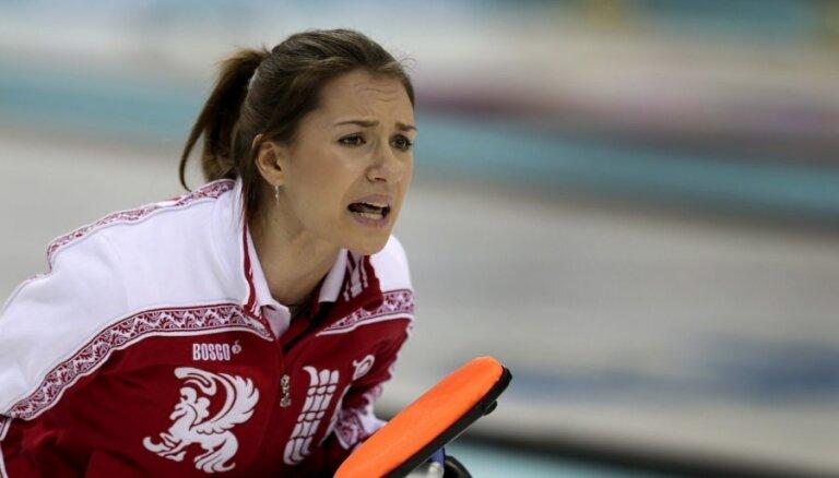 ФОТО: самая красивая команда Олимпиады — керлингистки России