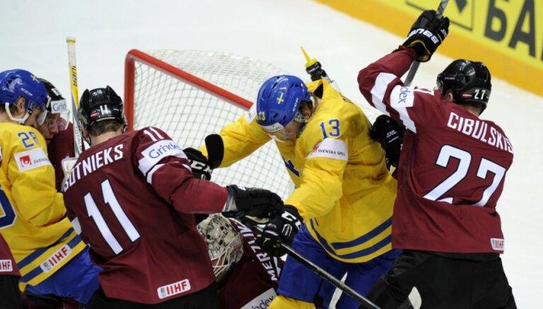Сегодня у сборной Латвии серьезная проверка со шведами