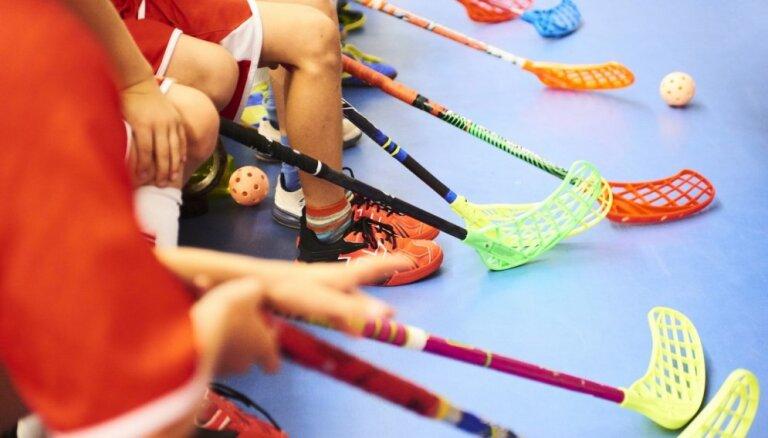 Uzsākts jauns labdarības projekts ar mērķi nodrošināt sporta aktivitātes bērnunama bērniem