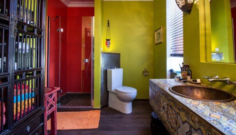 Drosmīga stila piekritējiem: pieci austrumnieciski iekārtoti mājokļi