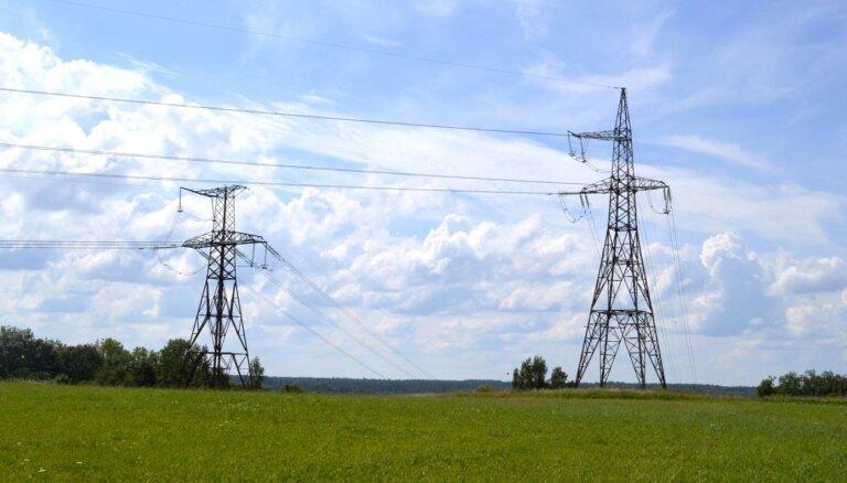 За неделю электроэнергия в Латвии и Эстонии подешевела на 11%, в Литве - на 13%