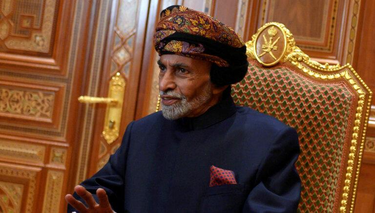 Султан Омана, пробывший у власти полвека, скончался в возрасте 79 лет