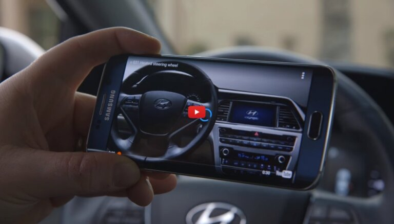 """CES-2016: Hyundai применила """"дополненную реальность"""" для помощи в ремонте машин"""