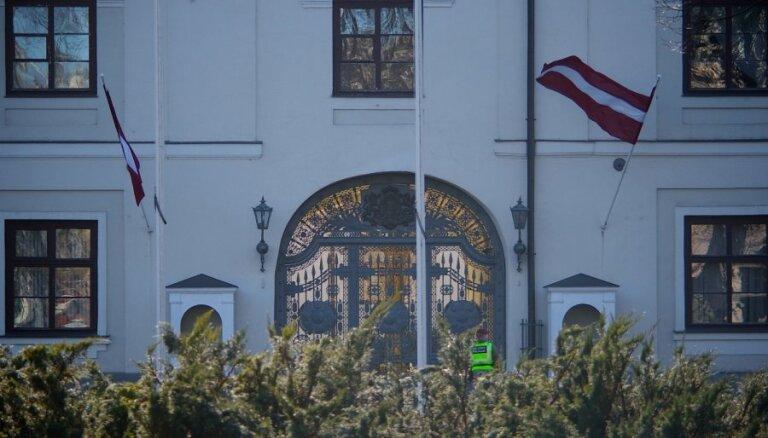 Ikšķiles novada iedzīvotāji un Teikmanis Rīgas pilī apspriedīs novadu reformu