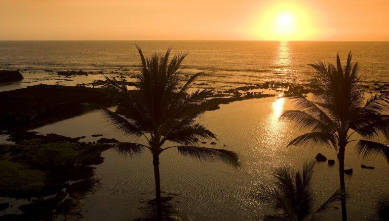 Гавайи лишились одного из своих островов: он утонул