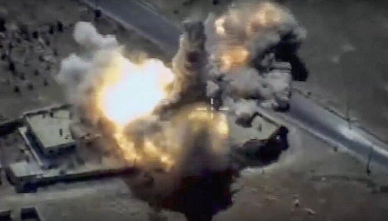 Израиль нанес удары по иранским объектам в Сирии