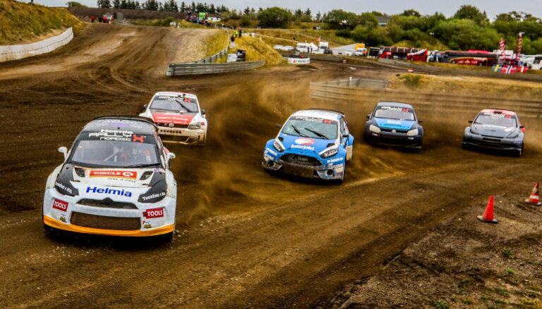 Biķernieku rallijkrosa trase iekļauta arī 'RallyX Nordic' kalendārā