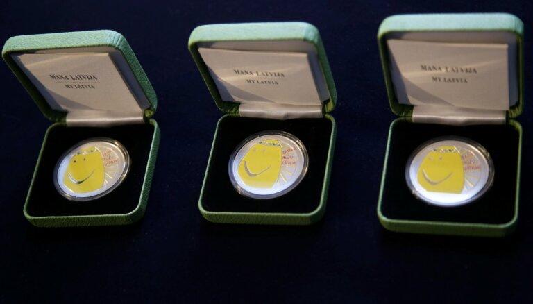 Pandēmija nemazina interesi par kolekcijas monētām; LB šogad plāno izlaist piecas jaunas monētas