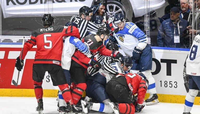Канада сохранила лидерство в рейтинге по итогам ЧМ, Латвия поднялась в топ-10