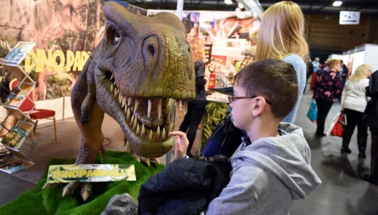 ФОТО: На Кипсале завершилась туристическая выставка Balttour 2016
