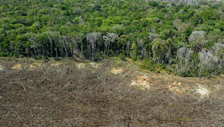 Piektdaļa planētas sauszemes 60 gadu laikā pārveidota cilvēku darbības rezultātā