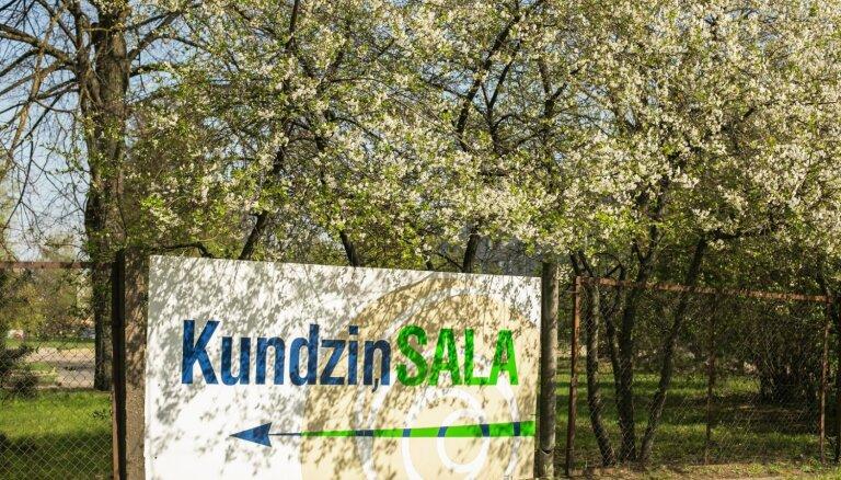 Kundziņsalas dzīvojamā rajona nosusināšanas projekts uzlabos dzīves vidi Rīgas ostas teritorijā