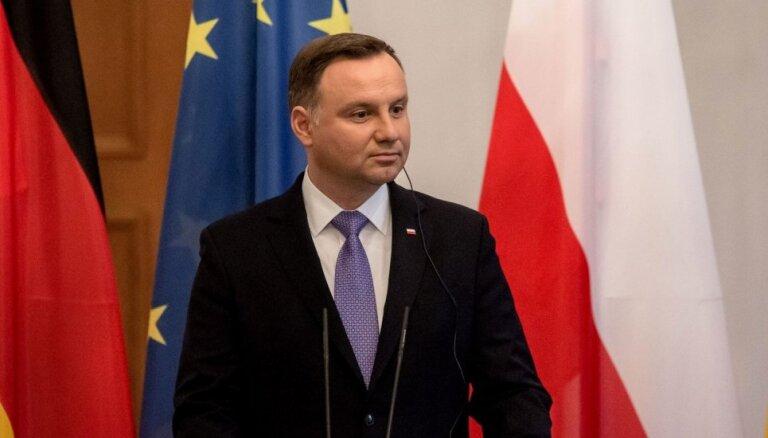 Президент Польши пригрозил бойкотом из-за решения не давать ему слово на форуме Холокоста