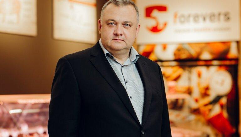 'Forevers' veido plašāko ražotāja veikalu tīklu Latvijā