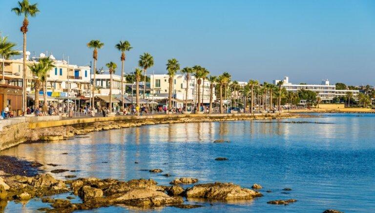 Pirmais čarterreiss uz Kipru no Latvijas aizlidojis piepildīts, norāda 'Tez Tour'
