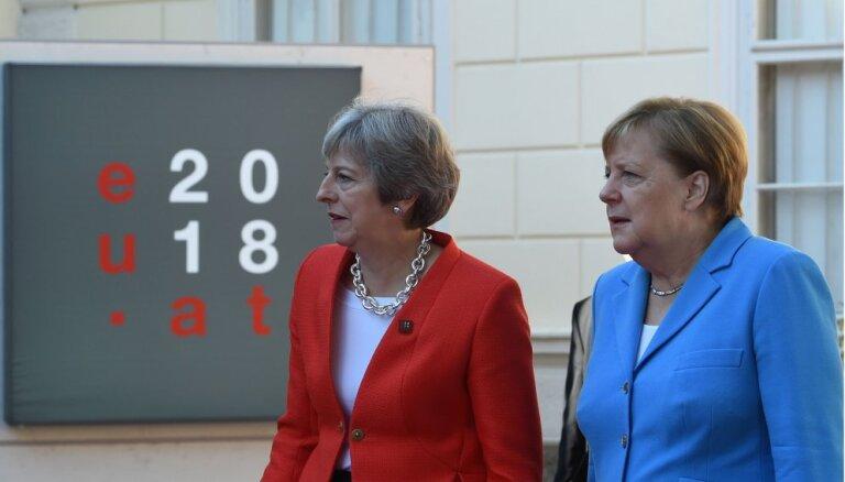 Меркель высмеяла стремление Британии к независимости от ЕС