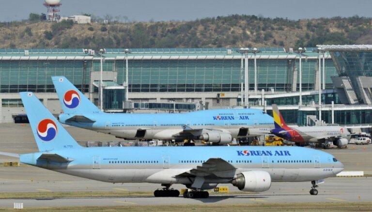 """В аэропорту """"Рига"""" ожидают приземления первого чартера из Южной Кореи"""