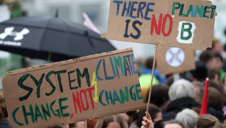 Движение в защиту климата: подростки против политиков