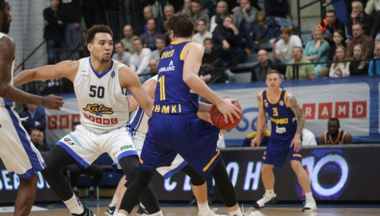 Timma 'Himki' komandā debitē ar 17 punktiem un uzvaru pār Tallinas 'Kalev'/'Cramo'