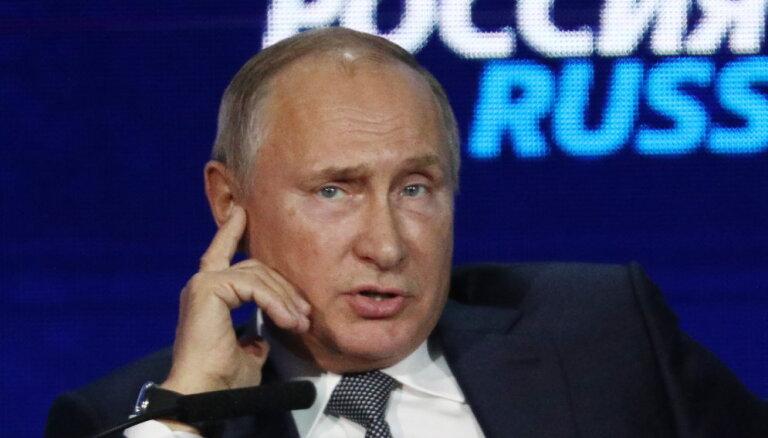 Владимир Путин заинтересовался массовой отменой рэп-концертов в России