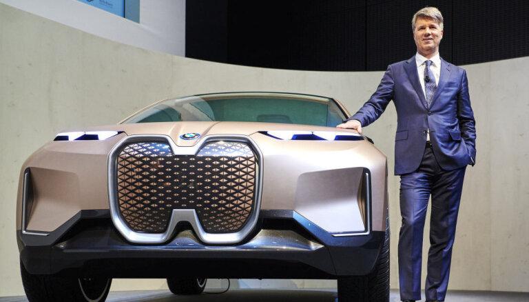 BMW vadītājs Krīgers 2020. gadā atstās šo amatu