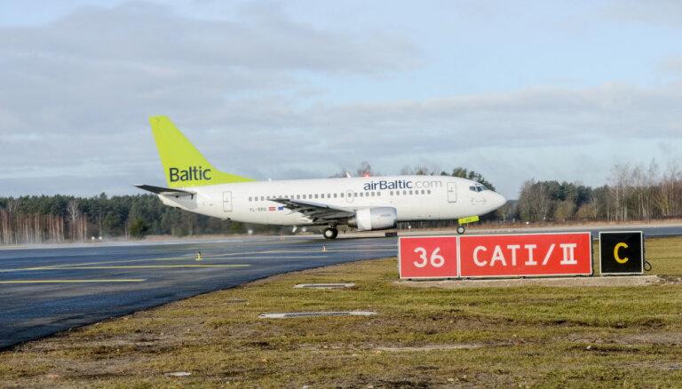 Литва может приобрести акции авиакомпании airBaltic
