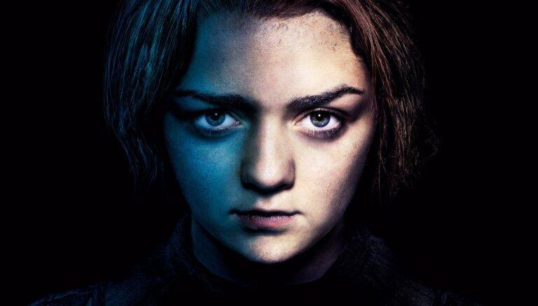 """Мэйси Уильямс уточнила дату показа восьмого сезона """"Игры престолов"""""""