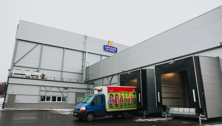 'Latvijas maiznieks' attīstībā pēdējo gadu laikā investējis 13 miljonus eiro