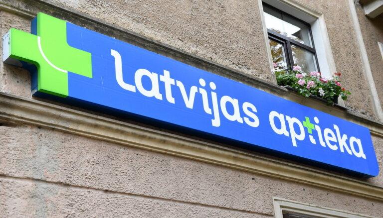 'Olainfarm' piederošā tīkla 'Latvijas aptieka' valdē notikušas izmaiņas