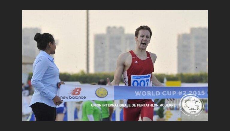Pieccīņnieks Nakonečnijs varētu kļūt par Latvijas pilsoni un startēt Rio Olimpiādē