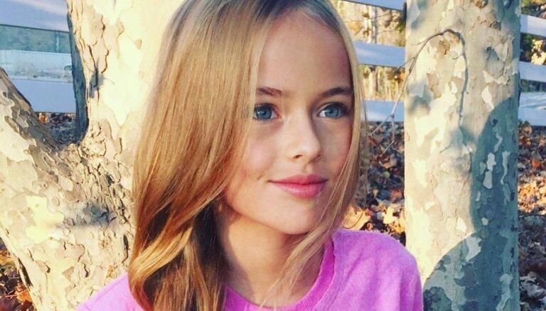 ФОТО: Самая красивая девочка мира снова в центре внимания