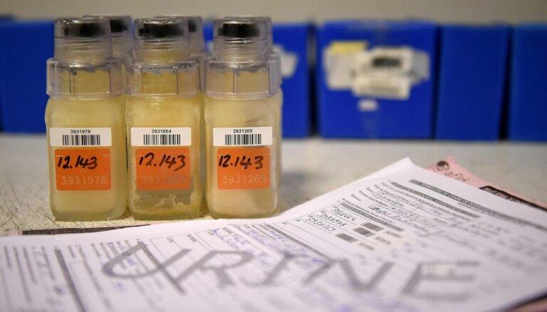 Džudists Mīlenbergs par antidopinga noteikumu pārkāpumu atstādināts no sacensībām