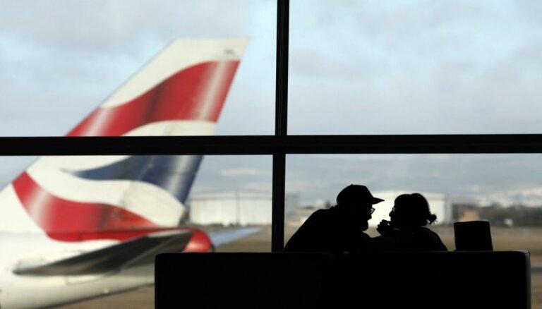 Шторм помог лайнеру British Airways пересечь Атлантику за рекордное время
