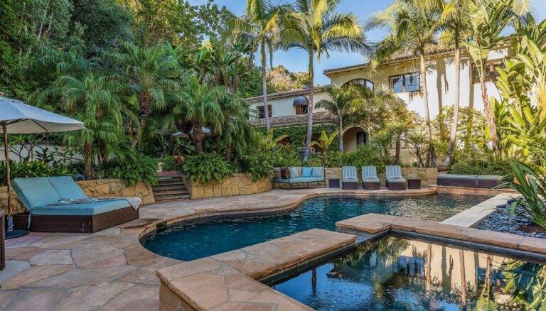 Stāstu izlase ar sapni par vasaru: 12 grezni nami ar iespaidīgiem peldbaseiniem