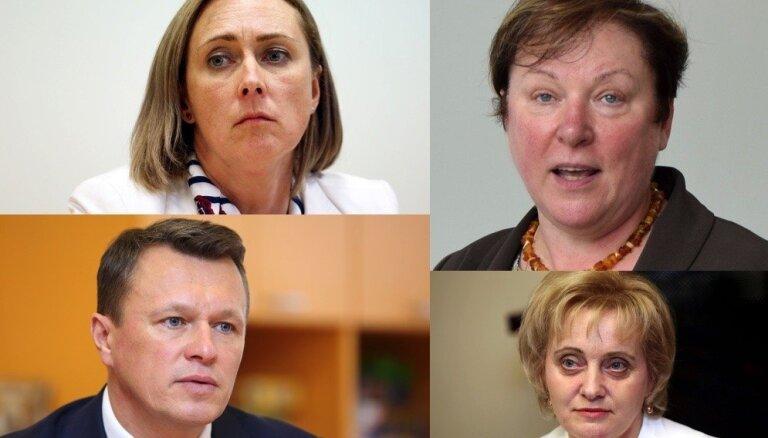 Kas Latvijas lielo slimnīcu kasēs, kas – vadītāju maciņos