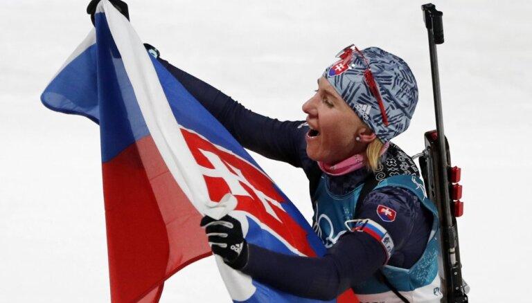 Кузьмина и Л'Абе Лунн выиграли спринты в Холменколлене, Расторгуев — в топ-15