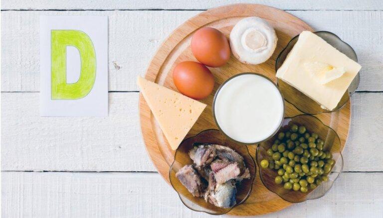 Ziemā vēlams pārbaudīt 'saules vitamīna' D līmeni organismā