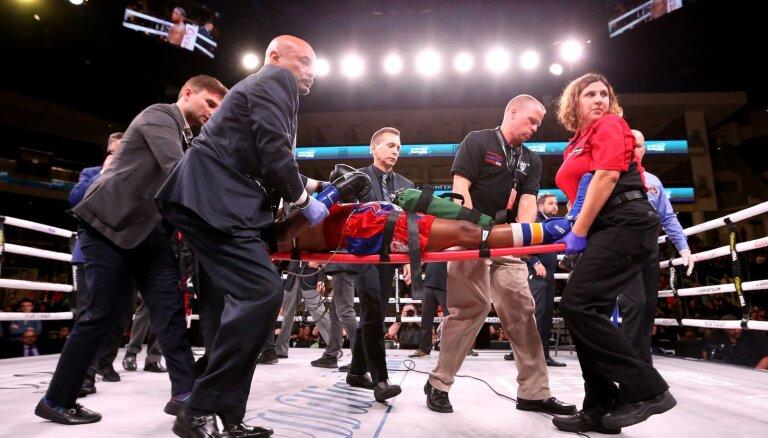 """""""Критическое состояние"""": еще один боксер впал в кому после нокаута"""