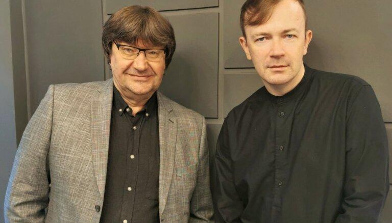 Jānis Lūsēns un Kārlis Vērdiņš radījuši jaunu mūziklu 'Zvaigznes bērns'