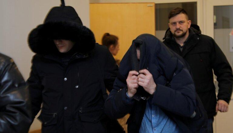 ФОТО: Суд распорядился арестовать владельца Liftu alianse Бабкина