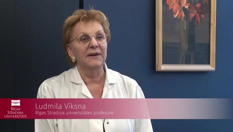 Video: Vai no gripas iespējams izvairīties? RSU ekspertes viedoklis