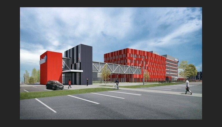 В Риге в Дрейлини начнется масштабная перестройка логистического центра Rimi