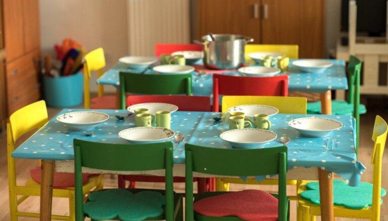 Vecākus aicina iepazīt Rīgas pašvaldības finansētos bērnudārzus