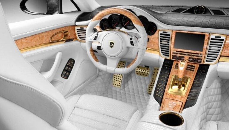 Рorsche готовит суперкар с новым 8-цилиндровым мотором