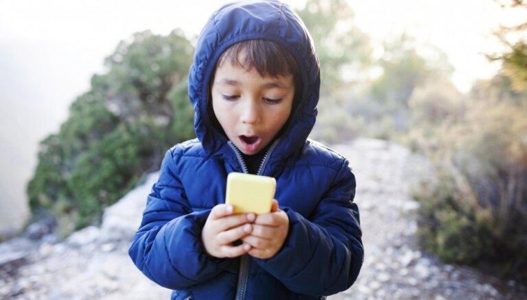 Satura ierobežošana bērna telefonā – vai tiešām tā pasargā no nevēlamas informācijas
