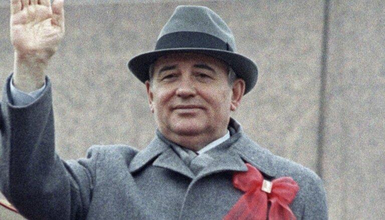 Горбачев: в развале СССР виновато прежнее руководство России
