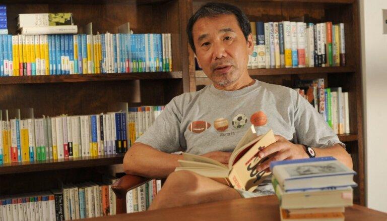 Tosts par godu Džekam Londonam un Haruki Murakami 70. jubilejai
