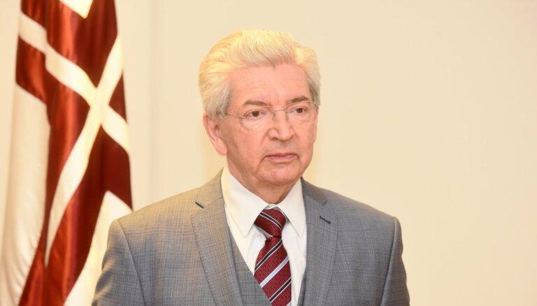 Pērn valsts augstskolu rektoru ienākumi lielākoties auguši; vispelnošākais - Ribickis