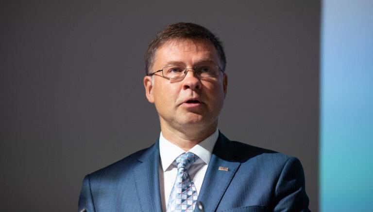 Iedzīvotāji eirokomisāra amatam atbalstītu Dombrovski, Ušakovu vai Zīli